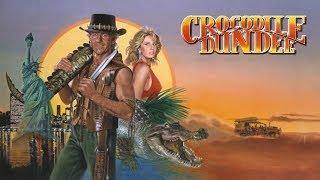 קרוקודיל דנדי 1 (1986) 1 Crocodile Dundee