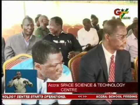 Space Centre Established In Ghana
