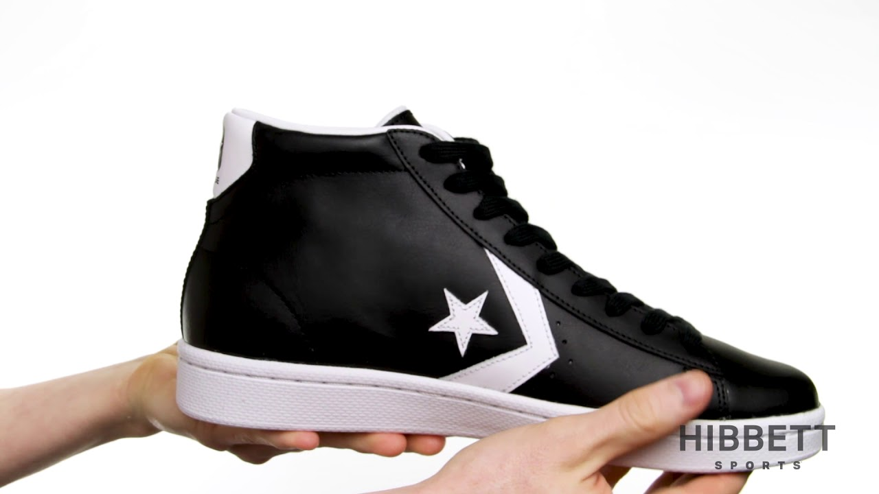 Men s Converse Pro Leather 76 Mid - YouTube 4a8860dab