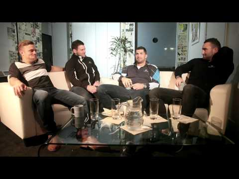 #DruidsAsks Part Two with Rob & Dave Kearney, Ian Madigan and Fergus McFadden