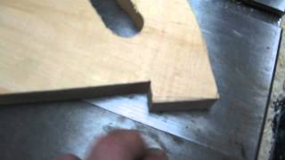 Table Saw Push Stick .