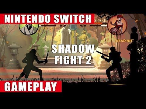 Shadow Fight 2 Nintendo Switch Gameplay
