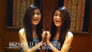 Charice - Before It Explodes - Bruno Mars - Covered by: Endy and Winner