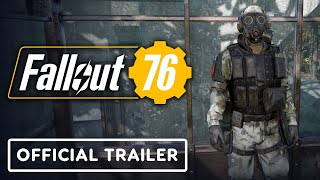 Fallout 76 - Official The Locked & Loaded Update Overview Trailer