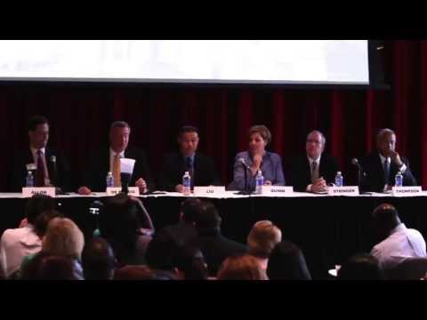NYC 2013 First Mayoral Candidate Debate, June 2012: M/WBE Opportunities and Policy Initiatives