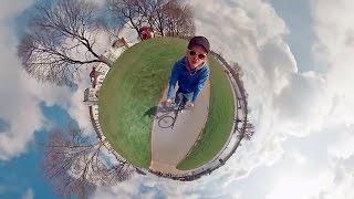16 потрясающих видео снятых на GoPro