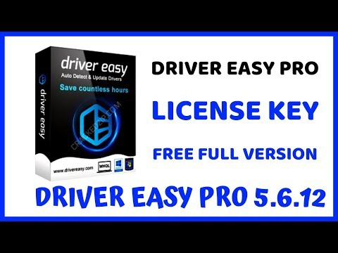 Driver Easy PRO Version 5.6.12 With License Key | 100% Working | 2019