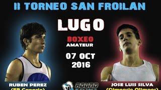 LUGO 10/16 Jose Luis Silva -vs- Ruben Perez