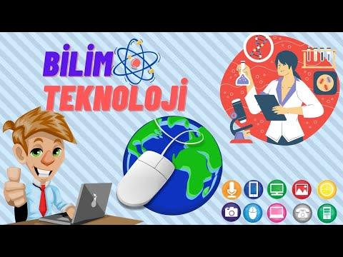 🔎🔬BİLİM VE TEKNOLOJİ HAFTASI NEDİR? (8-14 Mart Bilim ve Teknoloji Haftası/ Bilim