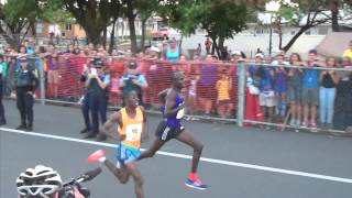 World's Best 10K from RUNNING National Broadcast Series