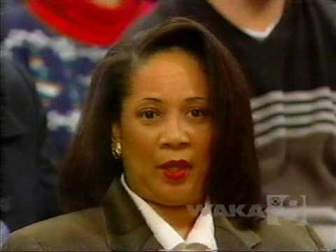 Sheyann W Christburgh on Oprah.wmv
