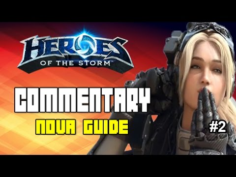 ★ Commentary - #2 Nova GUIDE HotS
