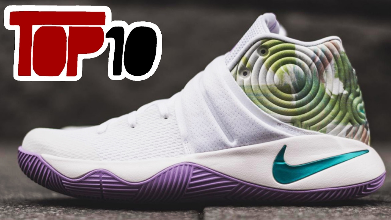 Top 10 Basketball Shoes On Sale For Under $100 In 2017