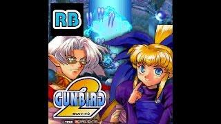 1998 [60fps] Gunbird 2 2Players Nomiss Loop1