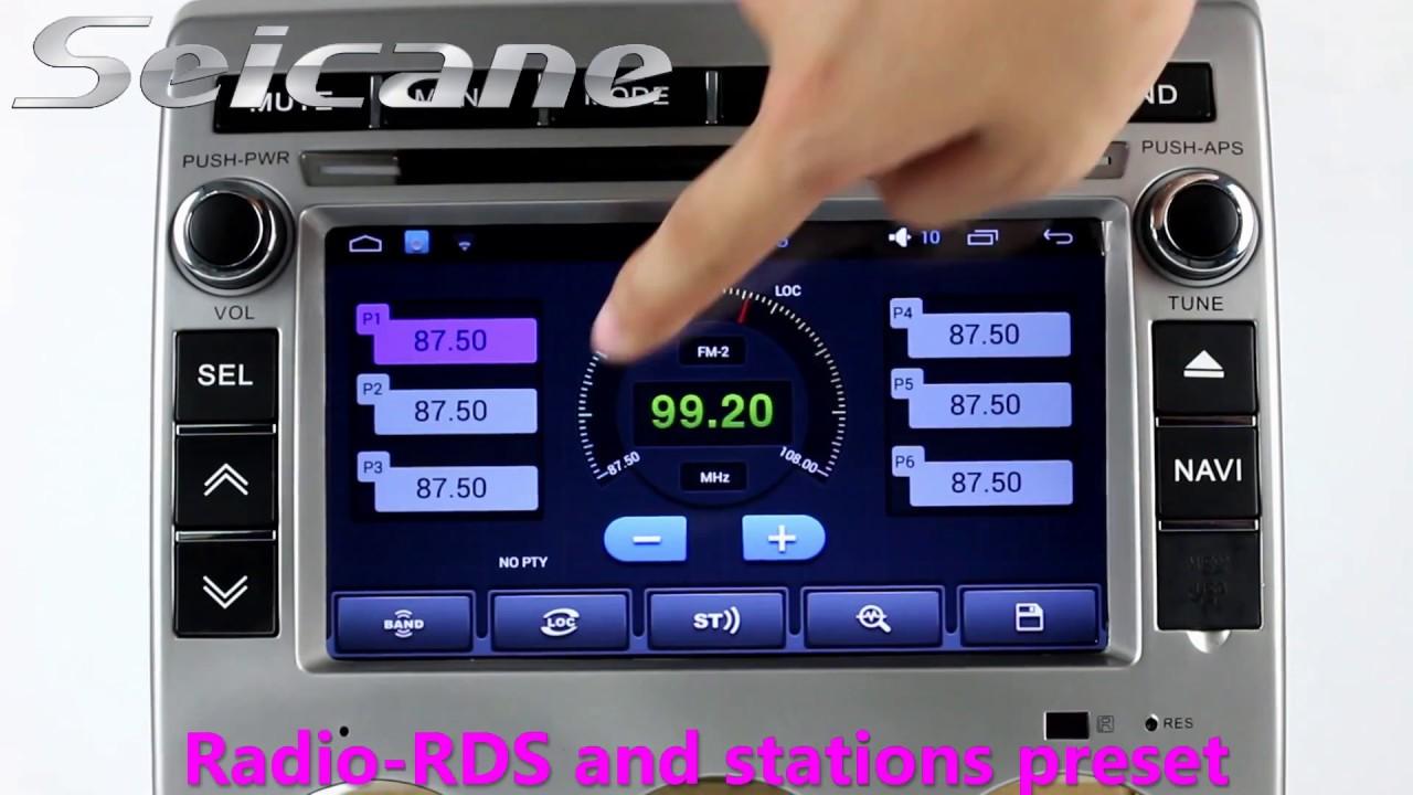 Krando 9 android 7. 1 car dvd gps navigation player for mazda cx 5.