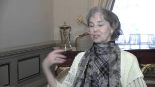 Зелёная гостиная: интервью с М. В. Кондратьевой