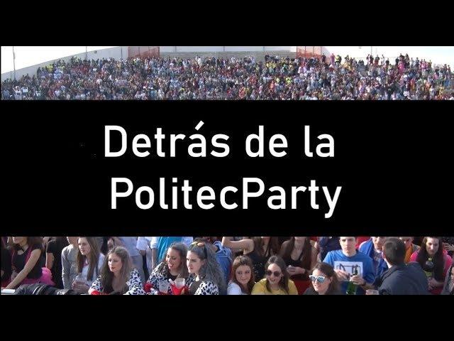 Detrás de la PolitecParty