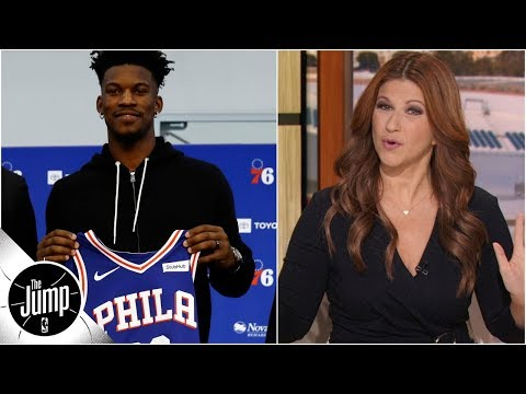 Jimmy Butler's future after trade to 76ers  The Jump