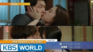 [This Week] KBS World TV Highlights (2014.09.01-09.07)
