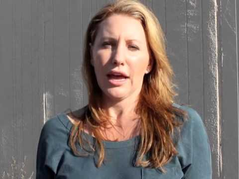 TV Host Amy Mathews in Spooner - YouTube
