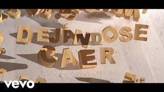 Leiva - Dejándose Caer (Lyric Video)