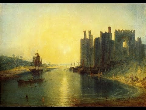 Joseph Mallord William Turner (1775-1851) - Part I -  Works Painted Between 1792 And 1799