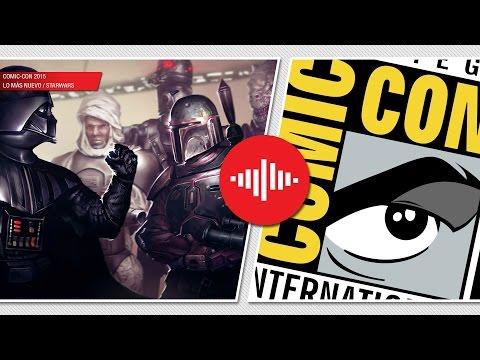 Trailer do filme Comic-con Episódio IV: Esperança dos Fãs