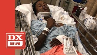 Rich The Kid Hospitalized After Being Robbed At Gunpoint At Tori Brixx Home In LA