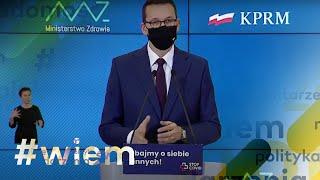 Koronawirus w Polsce: Czerwona strefa w całym kraju. Co to oznacza?