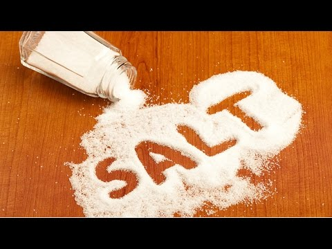Global Sodium Consumption & Deaths From Cardiovascular Causes