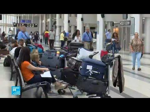 عدد الزوار في مطار بيروت الدولي يفوق قدرته الاستيعابية.. ما الحل؟  - نشر قبل 2 ساعة