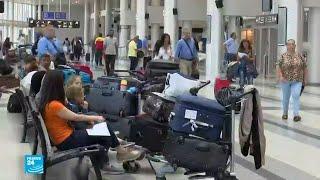 عدد الزوار في مطار بيروت الدولي يفوق قدرته الاستيعابية.. ما الحل؟