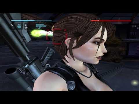 Tomb Raider Legend Lvl 3 Boss Fight |