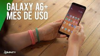 Samsung Galaxy A6+ tras un mes de uso