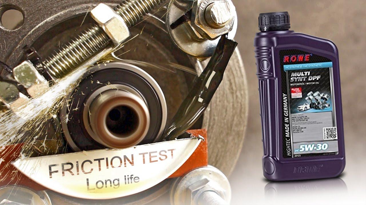 Rowe Multi Synt Dpf 5w30 Jak Skutecznie Olej Chroni Silnik