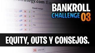 BANKROLL CHALLENGE #03 | Cómo mejorar más rápido al Poker y Matemáticas básicas