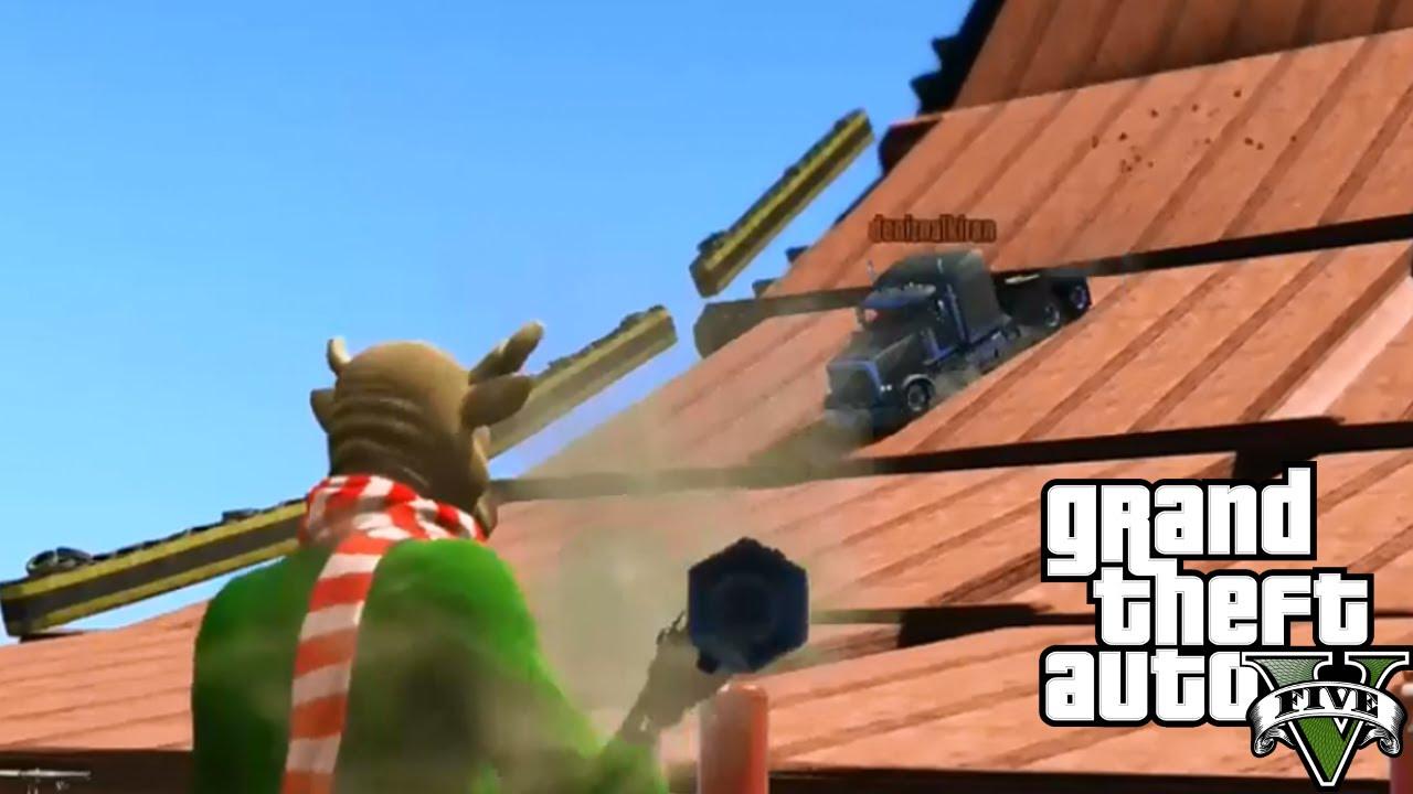 ARABA BOWLİNGİ!! - GTA 5 Online Komik Anlar #59