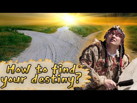 How to find and determine your destiny. Four Levels of energy.