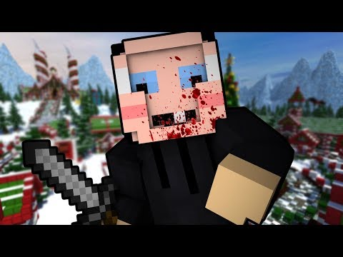 Minecraft Happy Death Day - CHRISTMAS MURDER?! | Minecraft Scary Roleplay