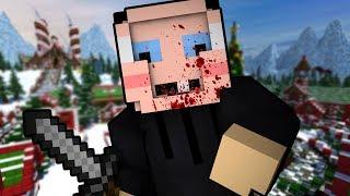 Minecraft Happy Death Day - CHRISTMAS MURDER?! | Minecraft Scary Roleplay