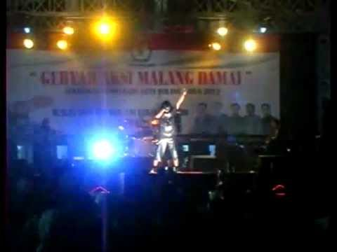 Anak Liar - RED SPIDER Live in Malang