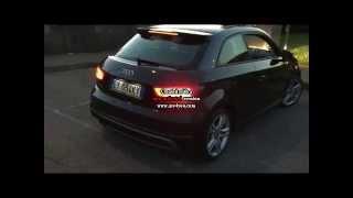 audi a1 1 4 tfsi 185 cv revs with stock exhaust