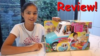 grace s room barbie s ultimate puppy mobile review