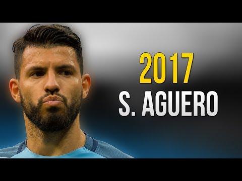 Sergio Aguero - Best Goals & Skills - Manchester City - 2017