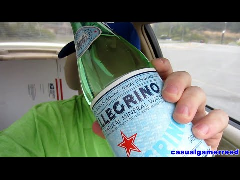 Reed Reviews San Pellegrino Sparkling Natural Mineral Water