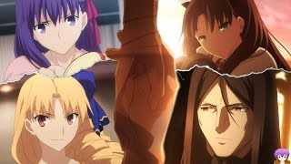 My Final Thoughts of Fate Stay Night Unlimited Blade Works Anime フェイト/ステイナイト