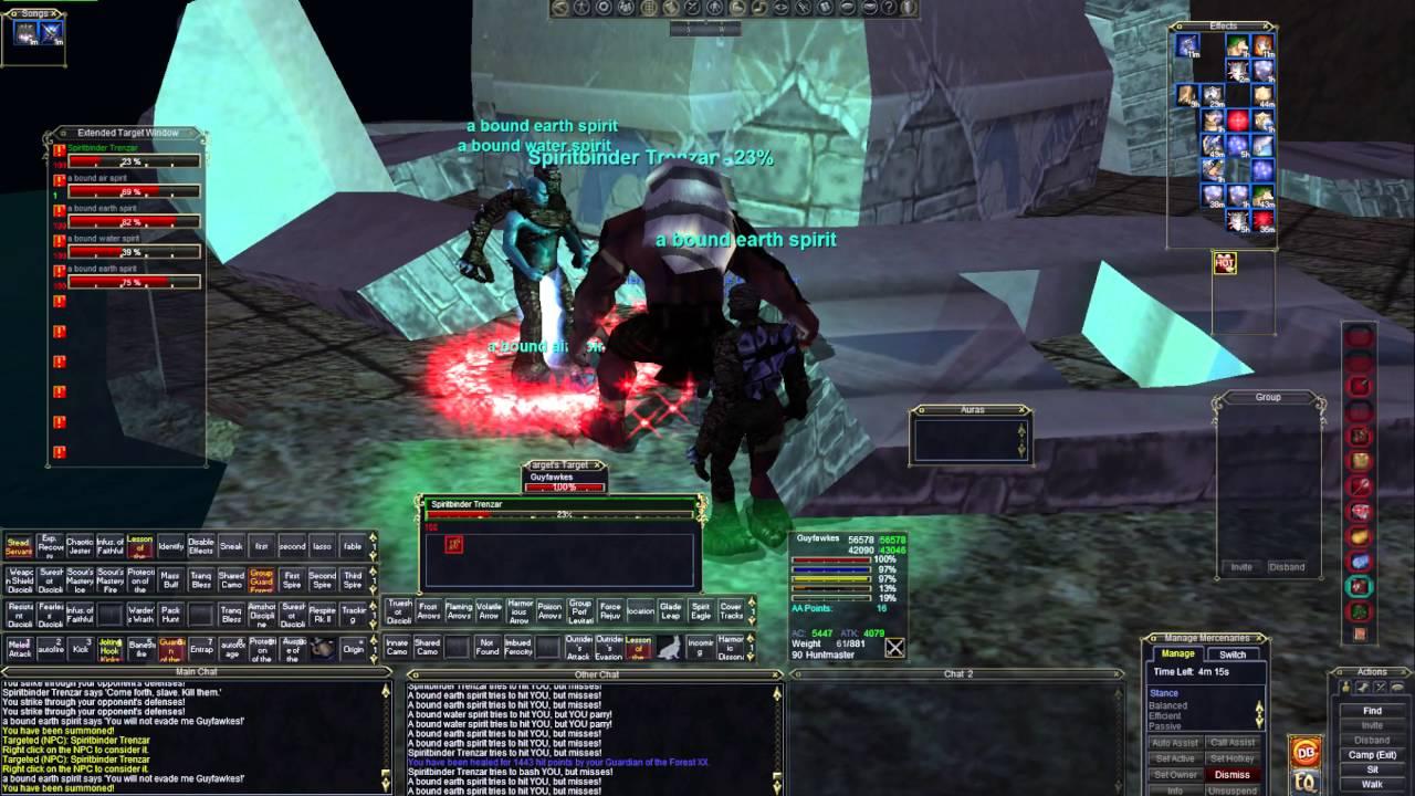 Eq ranger epic guide