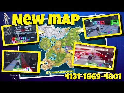 NEW Fortnite Music Map - MusicLab 2 (Map Code In Description)