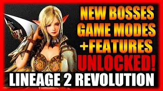 New Boss Fights, Game Modes, and Features Unlocked! Lineage 2 Revolution Gameplay (English)(GET SWEET LOOT! SUPPORT THE CHANNEL! http://TryLootCrate.com/KineticGTR Also be sure to enter code