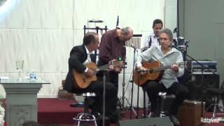Hno. José Nogueras y el Pastor Roman con guitarras en viejas melodías